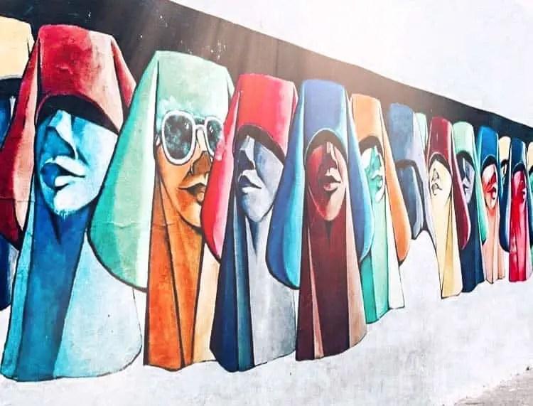 Asilah street art