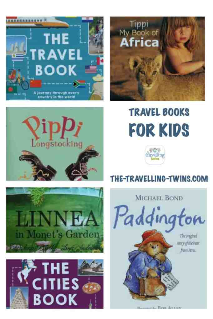 travel books for kids who want to travel