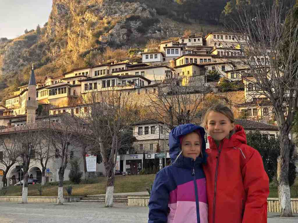 berat albania great place to camp in camping site