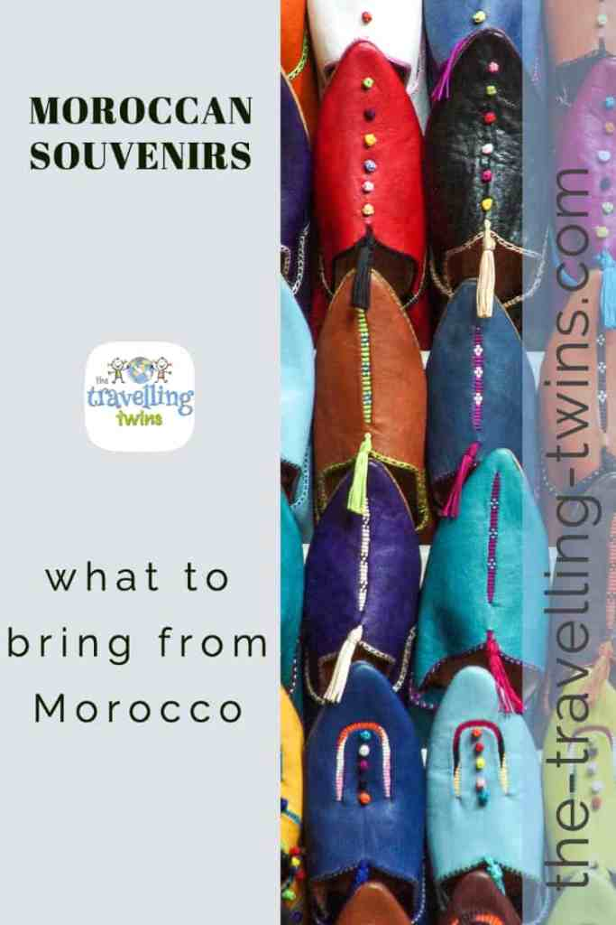 what to bring from morocco