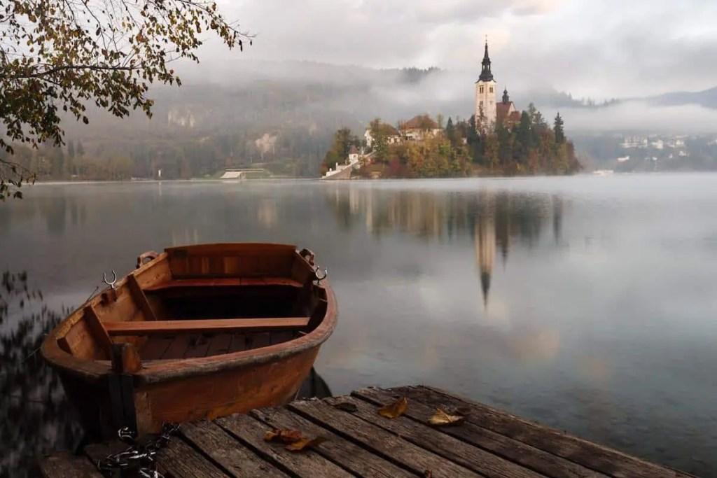 Lake Bled Lake