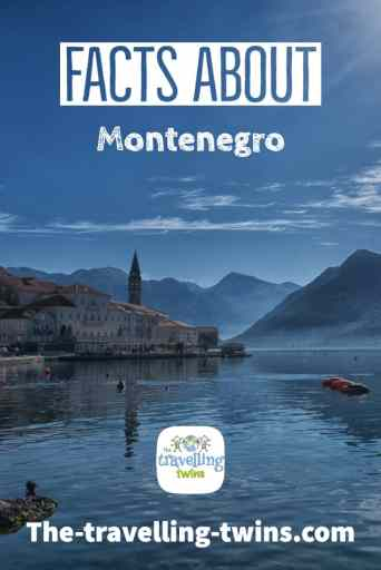 fact about Montenegro - black mountain the main mountain in the country