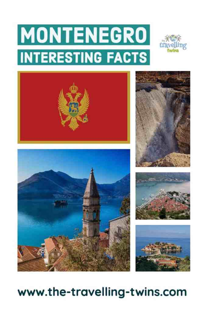 interesting things about Montenegro - one of the smallest country
