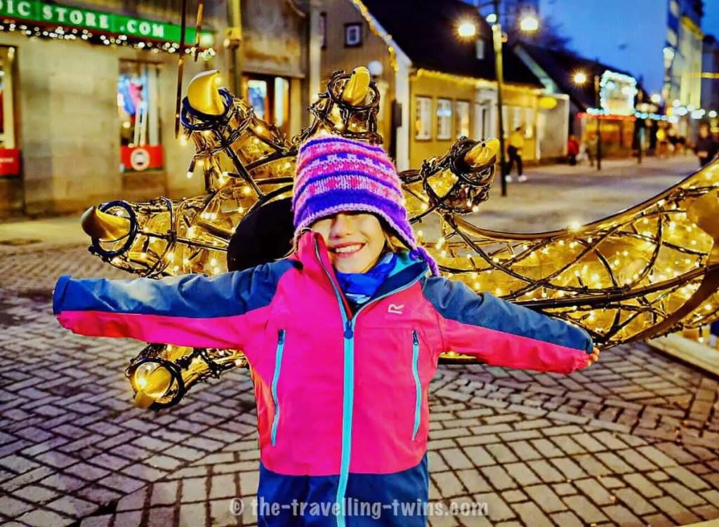 Reykjavik with kids