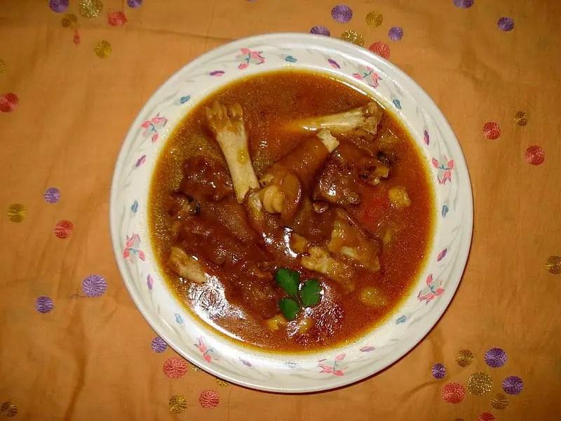 weirdest foods from around Paaya