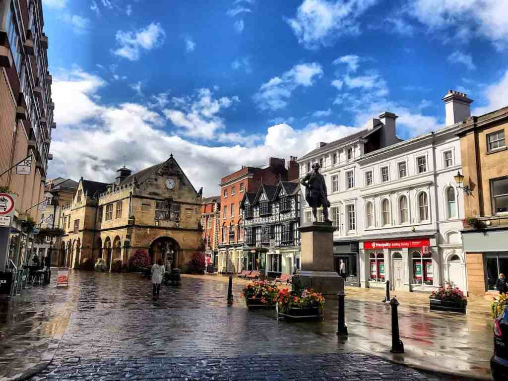 best things to do in Shrewsbury