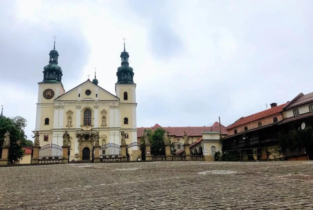 Kalwaria Zebrzydowska - pilgrimage Krakow day trip