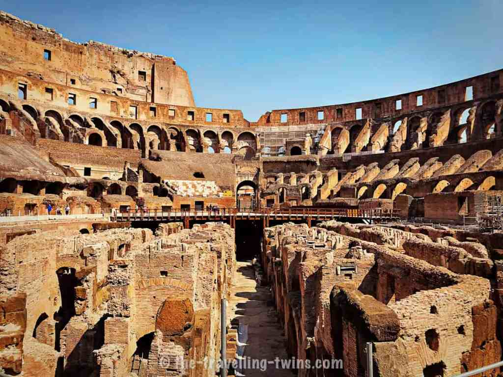 Colosseum rome italy, rome was founded in 753 BC, rome was founded by Romus and Romolus