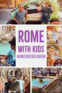 rome with kids - pin, kids, kids kids in italy, rome for kids, rome for family, kids