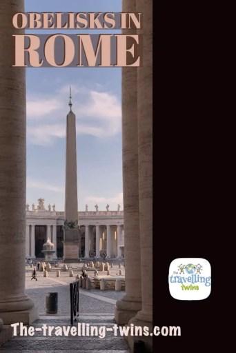 , Rome obelisks,