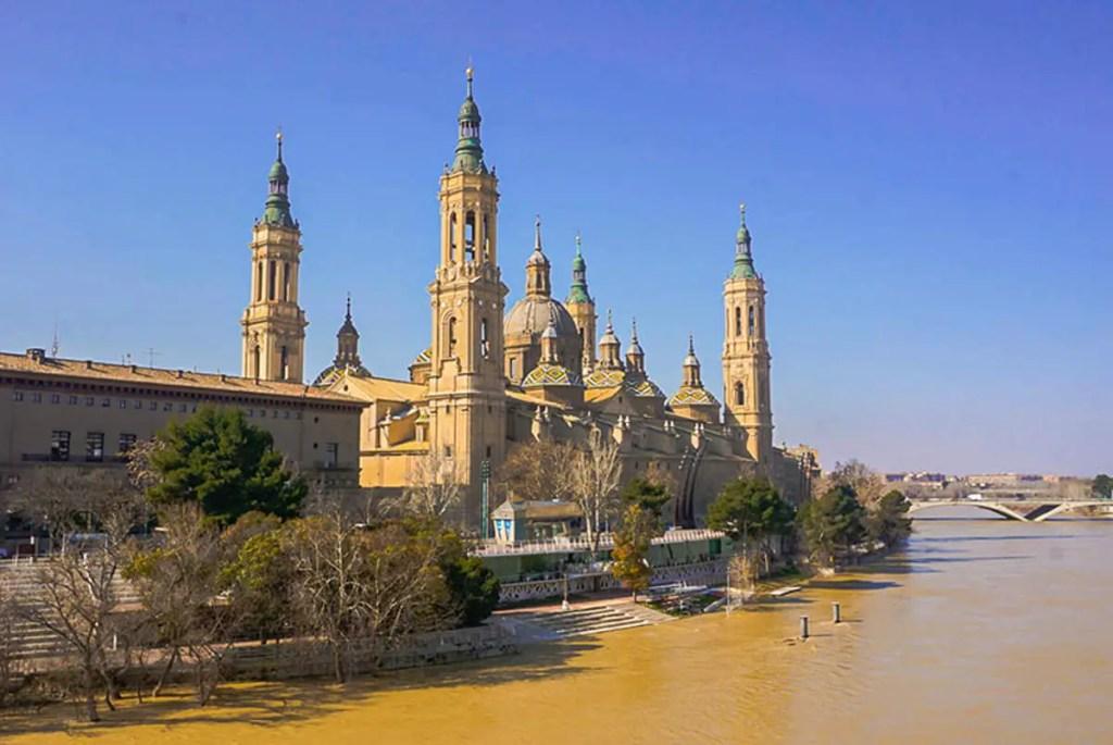 Zaragoza spain - Landmarks in Spain