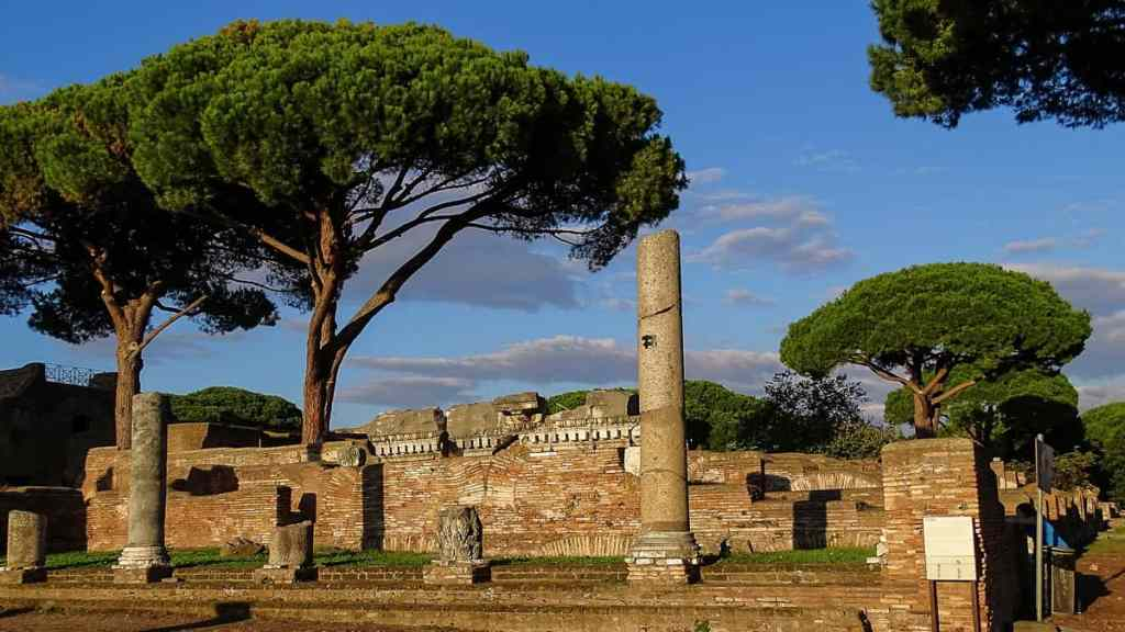 Day trips from Rome - Ostia
