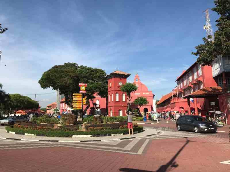 Melaka is a perfect place as a short gateway from KL