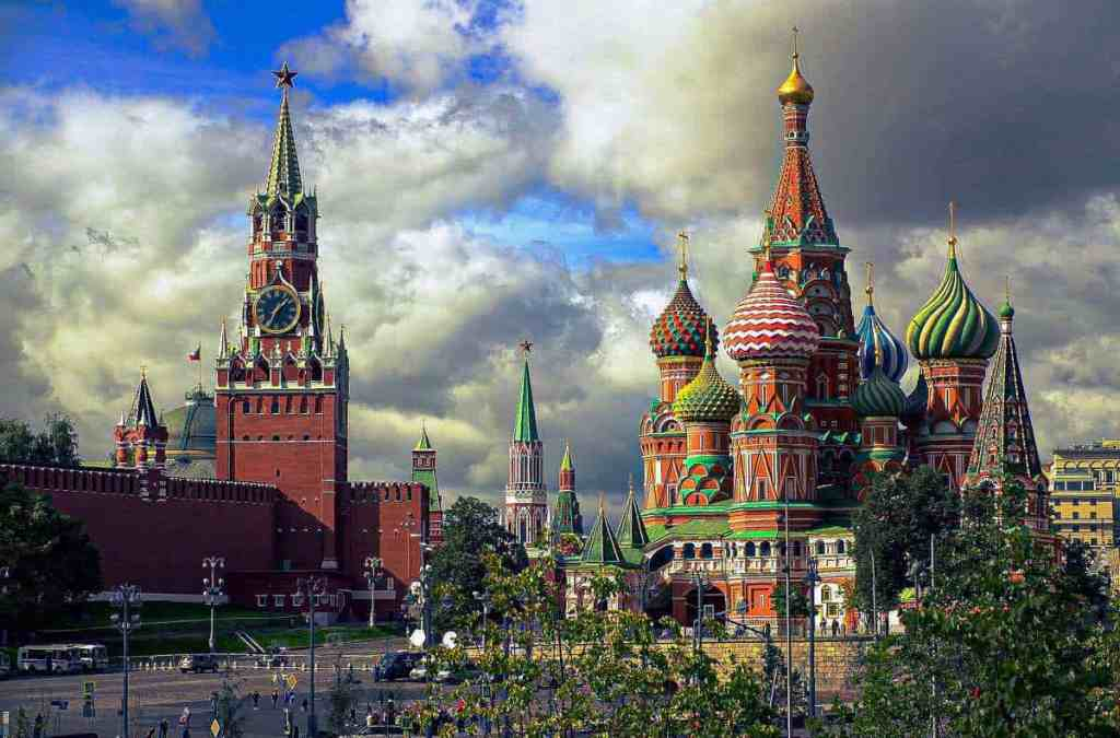 basil s cathedral moscow