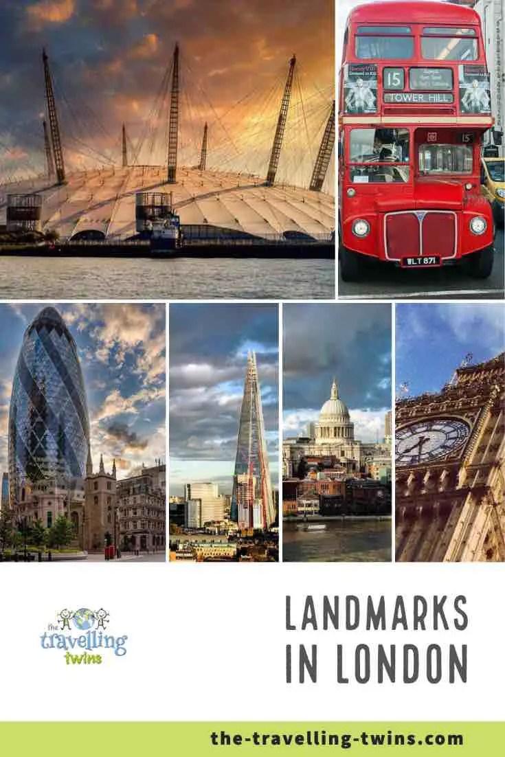 landmark in london