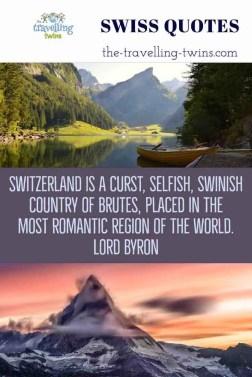 Swiss Quotes