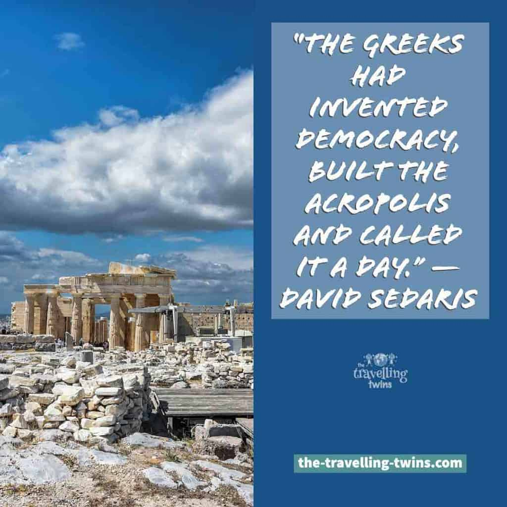 Greece Quotes