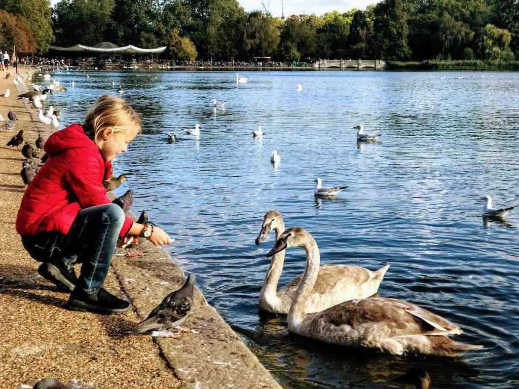 best parks in london,  londons parks