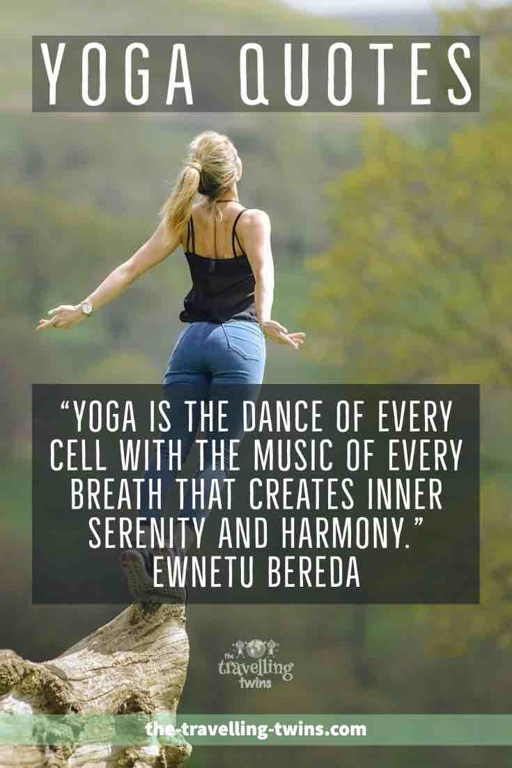 Yoga quote