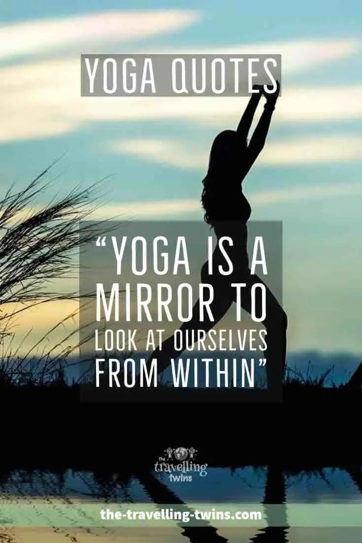 yoga quote yoga poses