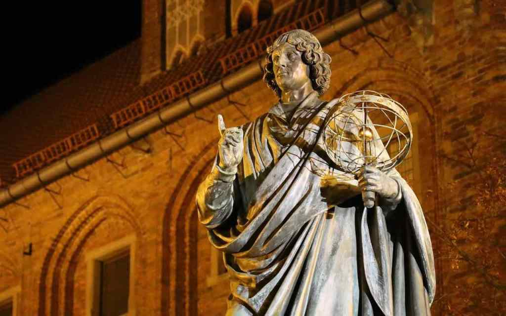 Famous People From Poland - Copernicus