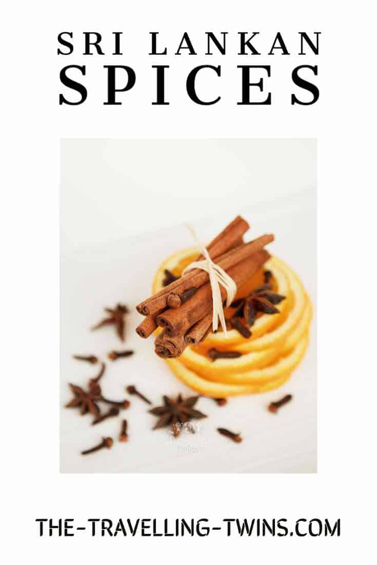 Sri Lanka Spice