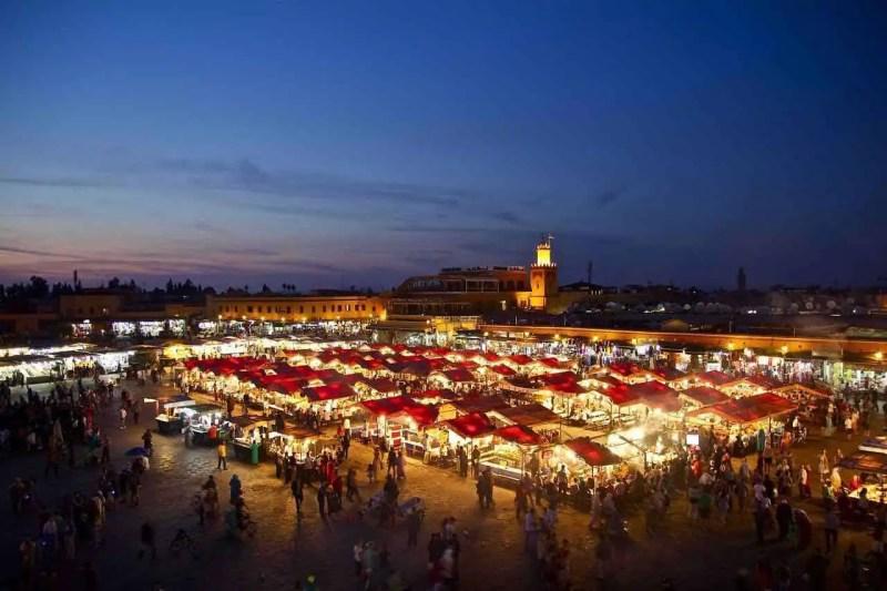 Marrakech landmark