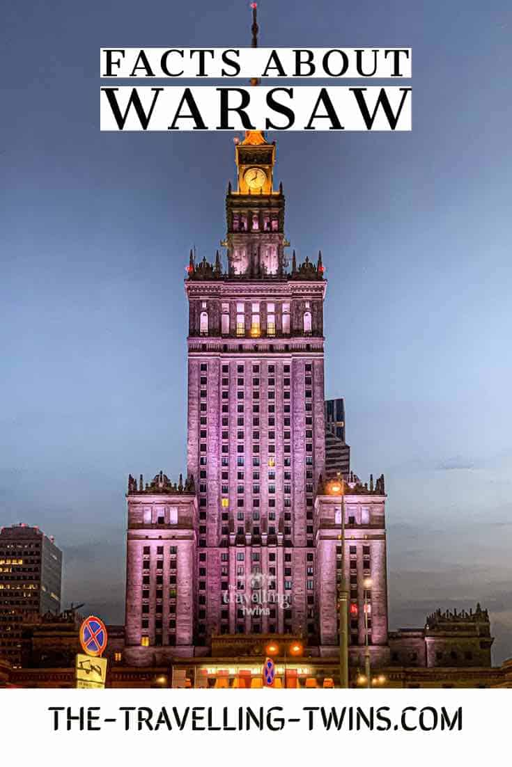 Warsaw facts