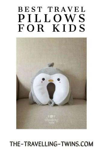 best travel pillows for kids