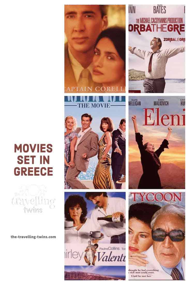movies about Greece