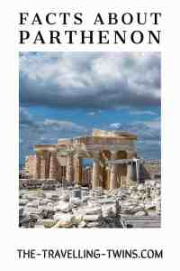 FACTS ABOUT PARTHENON