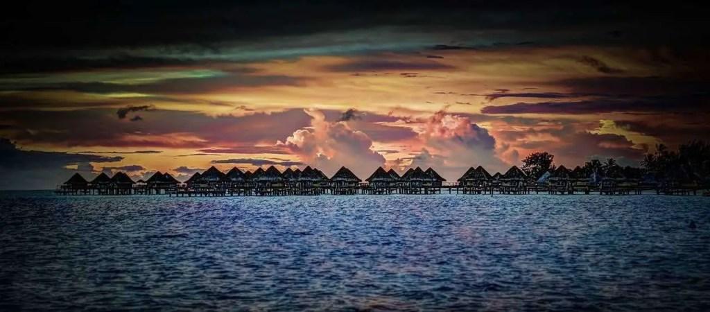 paradise for scuba dive