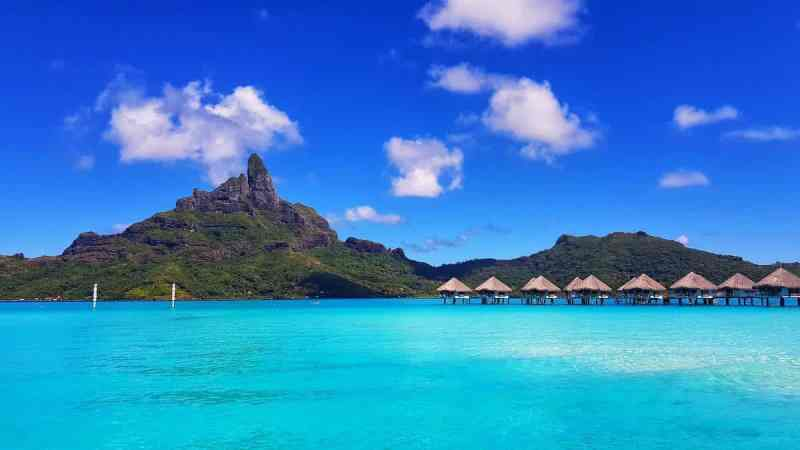 facts about Bora Bora facts