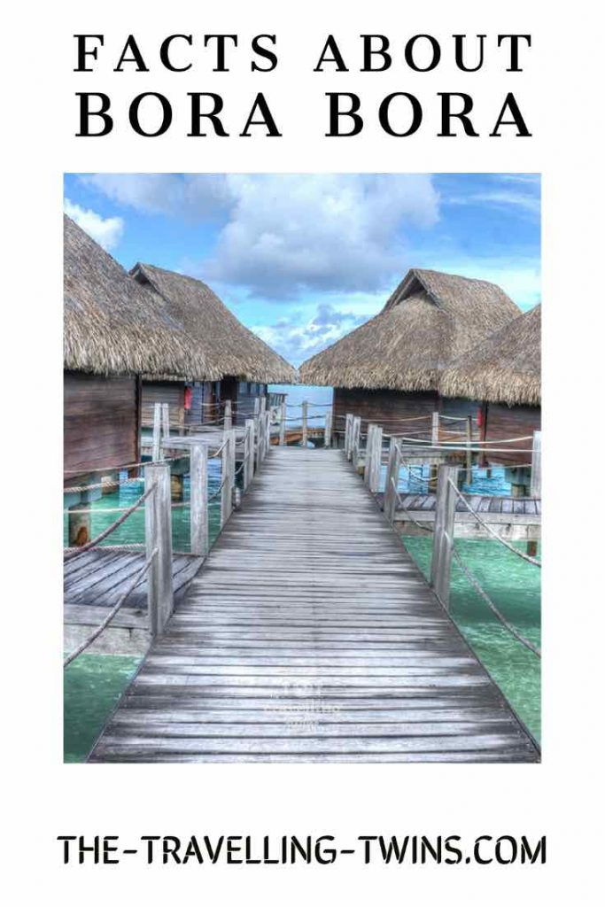 island of Bora Bora Facts