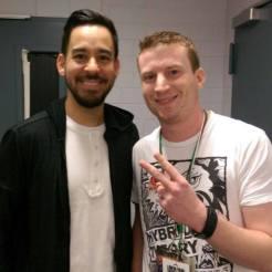 Mike Shinoda und Kai
