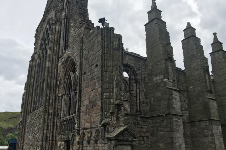 Hollyrood Abbey