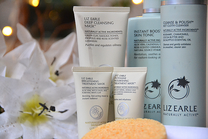 January Favourites - Liz Earle