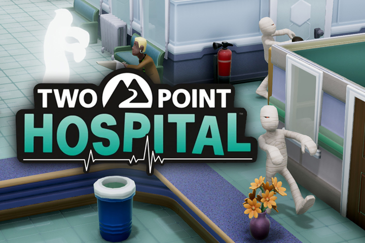 Two Point Hospital- Games