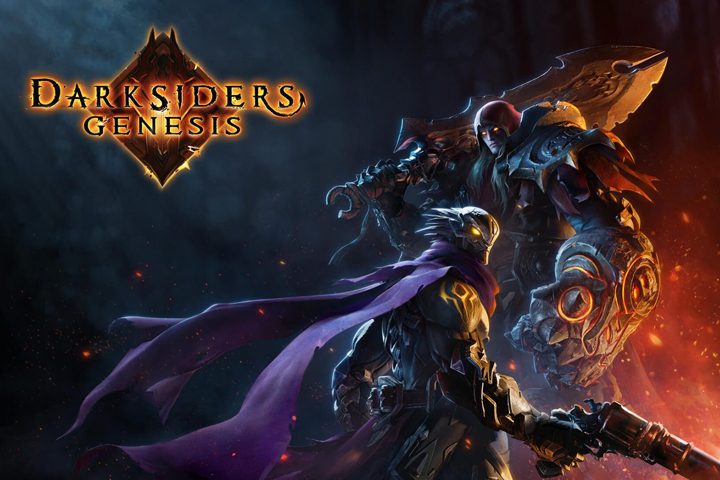 Darksiders Genesis - Games