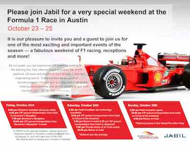 The Voice on call 24/7 design services for Jabil by The Voice