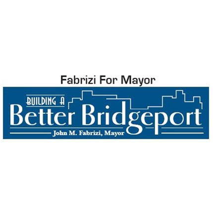 Building a Better Bridgeport logo by The Voice