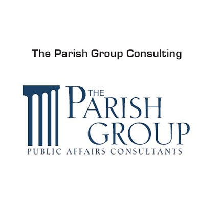 The Parish Group logo by The Voice