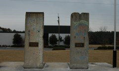 The Berlin Wall in Spartanburg, South Carolina