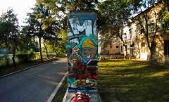 Berliner Mauer in Temesvar