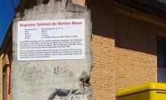 Berliner Mauer in Speyer