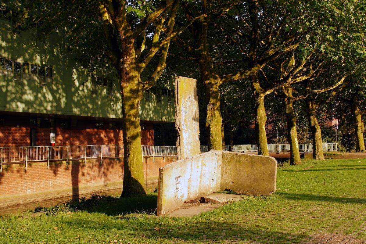 Berliner Mauer in Bocholt