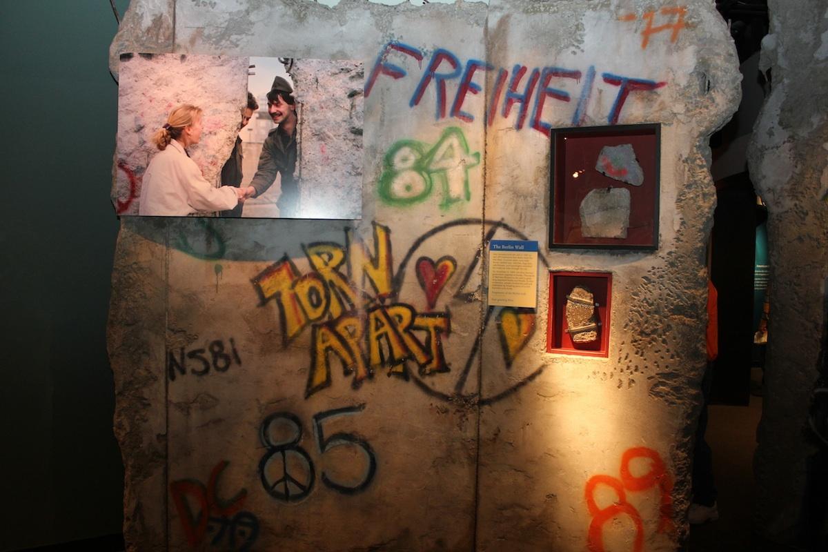 Berliner Mauer in Washington D.C.