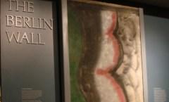 Berliner Mauer in West Branch