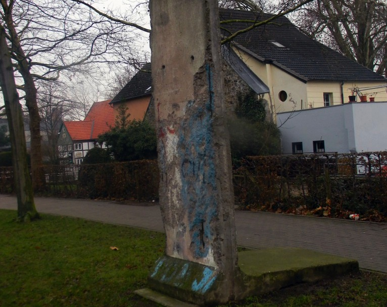 Berliner Mauer in Herford