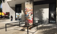 Berliner Mauer in Miami
